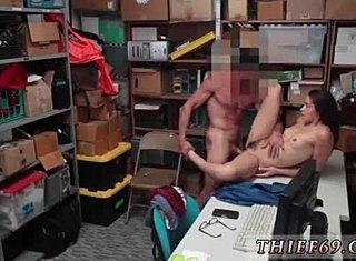 Sexy sval dievča porno
